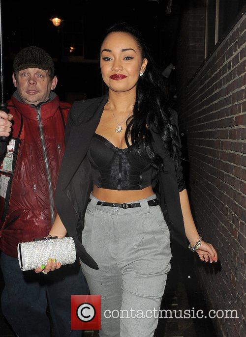 Leigh-anne, Pinnock and Little Mix 9