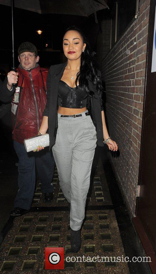Leigh-Anne, Pinnock and Little Mix 13