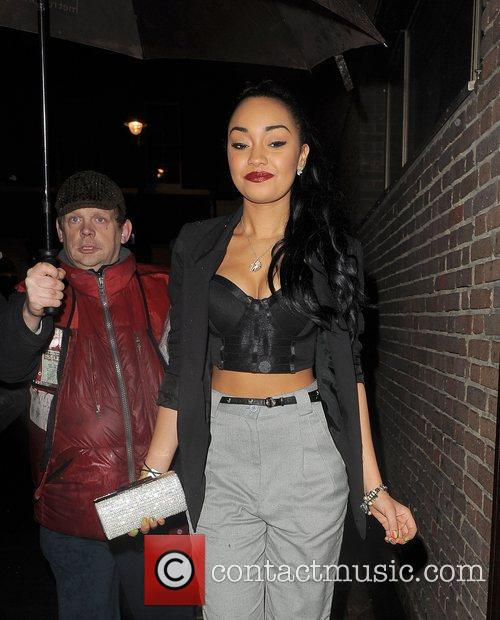 Leigh-anne, Pinnock and Little Mix 5