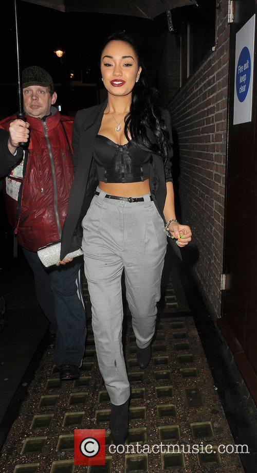 Leigh-anne, Pinnock and Little Mix 3