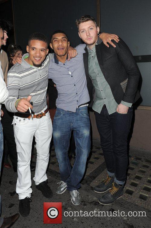 X Factor and James Arthur 2