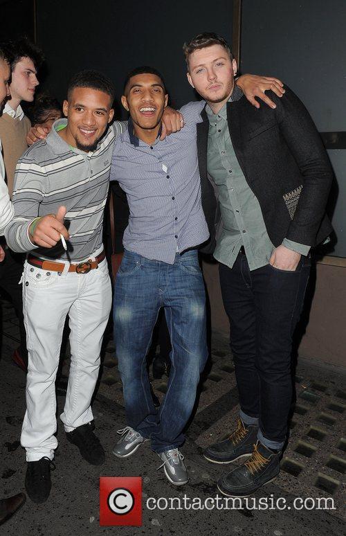 X Factor and James Arthur 3