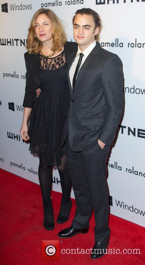 Alex Mustonen 2012 Whitney Gala at The Whitney...