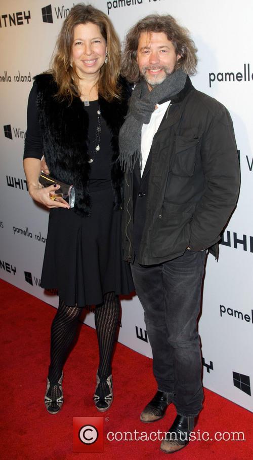 Anne Pasternak; Mike Starn 2012 Whitney Gala at...