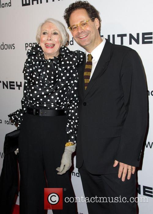Irma Weiss; Adam Weinberg 2012 Whitney Gala at...