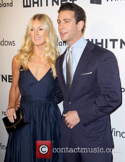 Lisa Greenblatt; Alex Bindero 2012 Whitney Gala at...