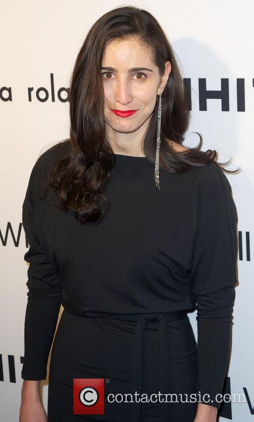 Lydia Melamed Johnson 2012 Whitney Gala at The...