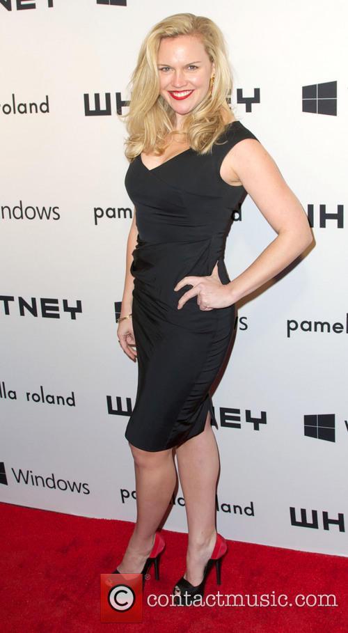 Maureen Nash 2012 Whitney Gala at The Whitney...