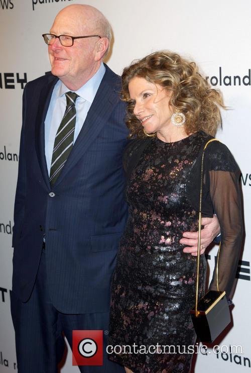 Tom Tuft; Diane Tuft 2012 Whitney Gala at...