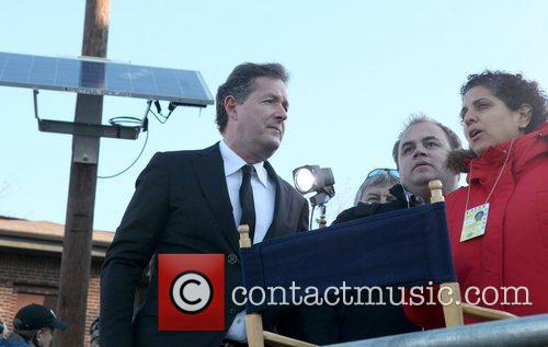Piers Morgan  The funeral of Whitney Houston...