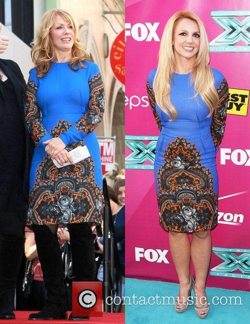 Nancy Wilson and Britney Spears wore the same...