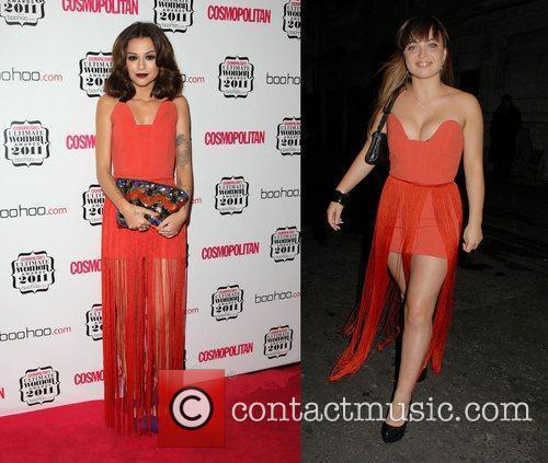 Who wore it best, Cher Lloyd or Sophie...