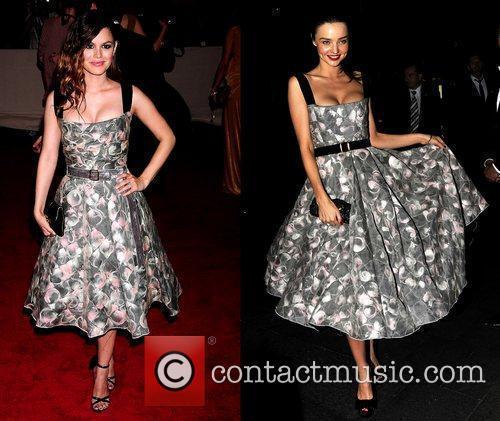 Who wore it best, Rachel Bilson or Miranda...