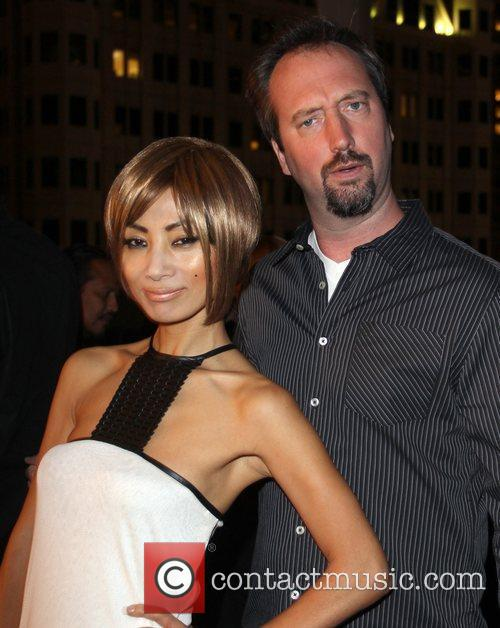Bai Ling and Tom Green 2