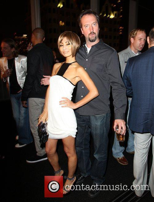 Bai Ling and Tom Green 3