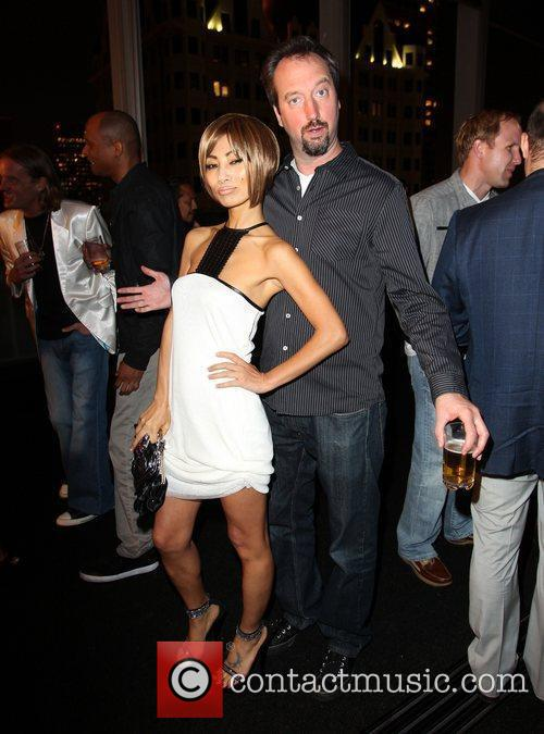 Bai Ling and Tom Green 4
