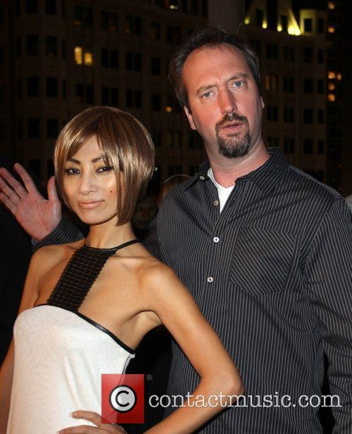 Bai Ling and Tom Green 5