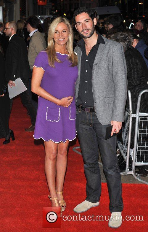 Tamzin Outhwaite and Tom Ellis 1