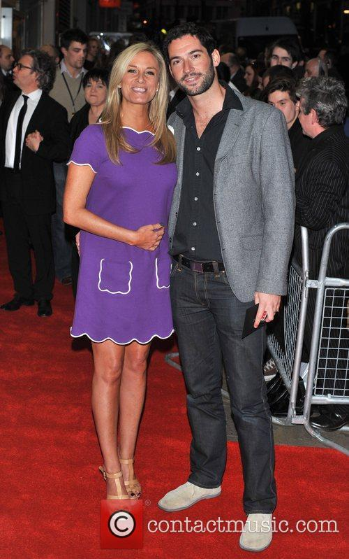 Tamzin Outhwaite and Tom Ellis 2
