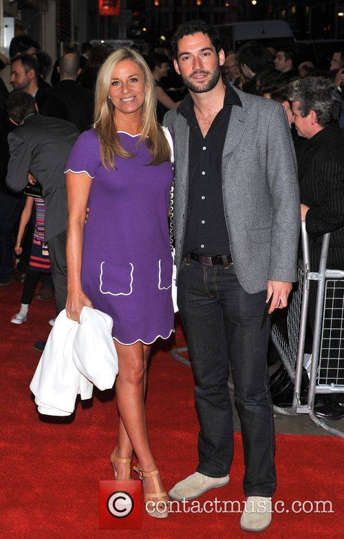 Tamzin Outhwaite and Tom Ellis 3