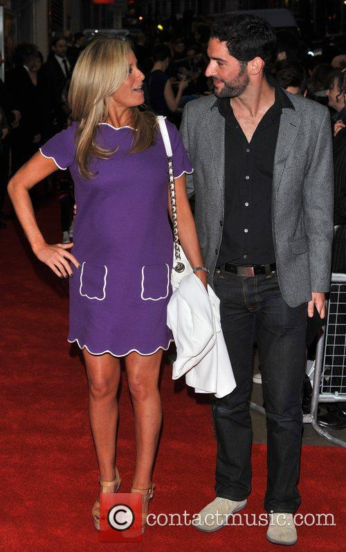 Tamzin Outhwaite and Tom Ellis 4