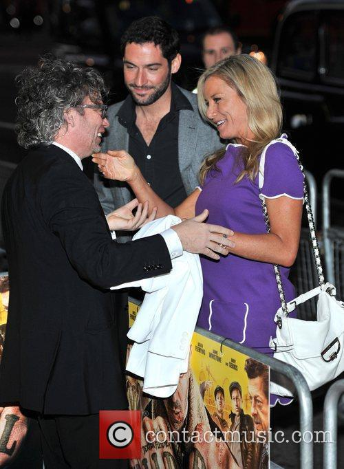 Dexter Fletcher, Tamzin Outhwaite and Tom Ellis 9