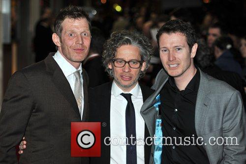 Dexter Fletcher, Jason Flemyng and Nick Moran 7