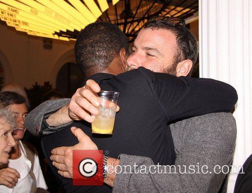 Liev Schreiber and Colman Domingo 1