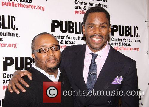 Robert O'hara and Colman Domingo 1
