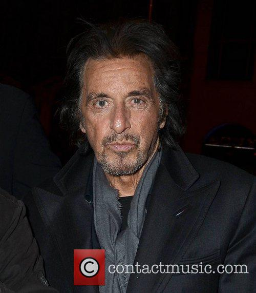 Al Pacino The Afterparty for the Irish Premiere...
