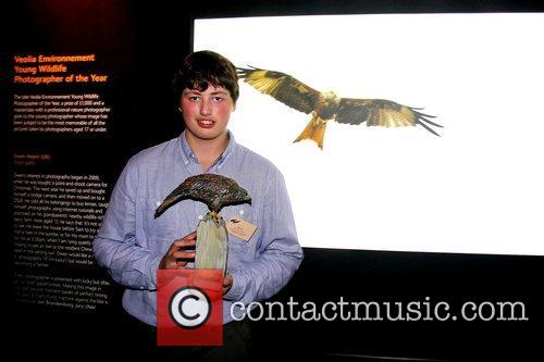 Owen Hearn, Young Wildlife Photographer of the Year...