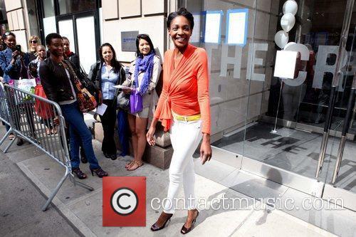Roshumba Williams  Wilhemina Models Hosts New York...