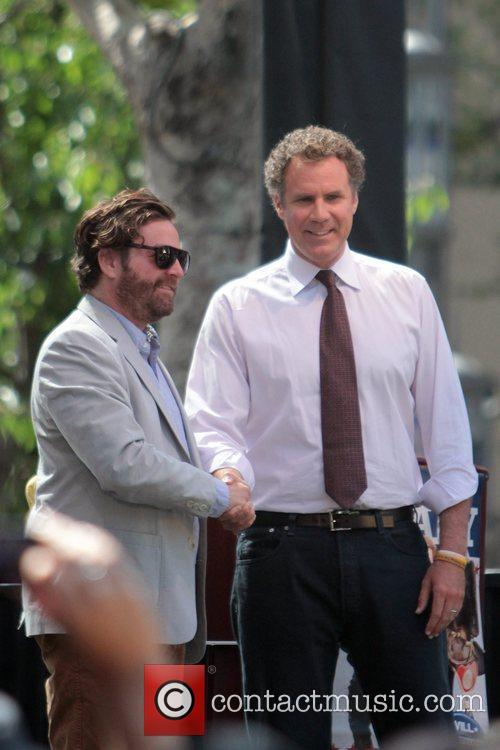 Zach Galifianakis and Will Ferrell 9