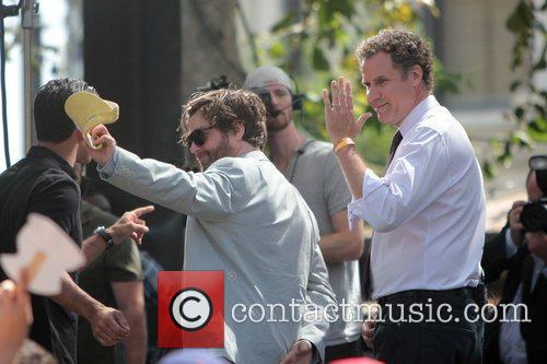 Zach Galifianakis and Will Ferrell 11