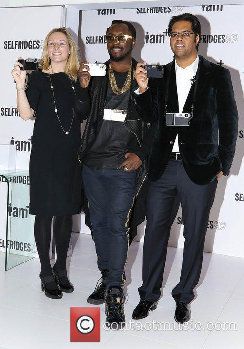 Will.i.am and Chandra Rathakrishnan 6
