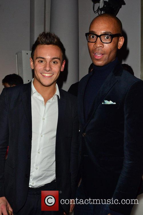 Tom Daley and Guest 4
