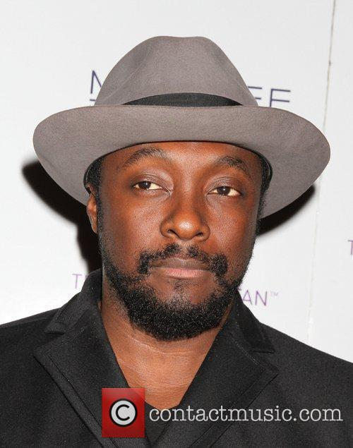 Will.i.am arrives to perform a Special DJ Set...