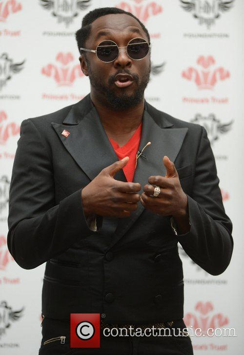 will.i.am  at a photocall for The Prince's...