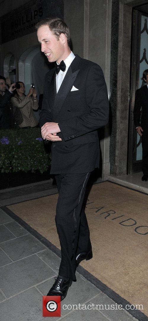 prince william duke of cambridge seen leaving 3869223