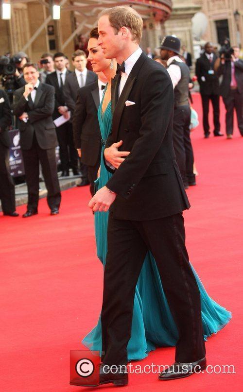 Prince William, Kate Middleton and Royal Albert Hall 5