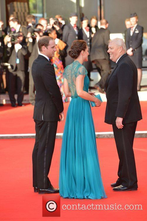 Prince William, Kate Middleton and Royal Albert Hall 6
