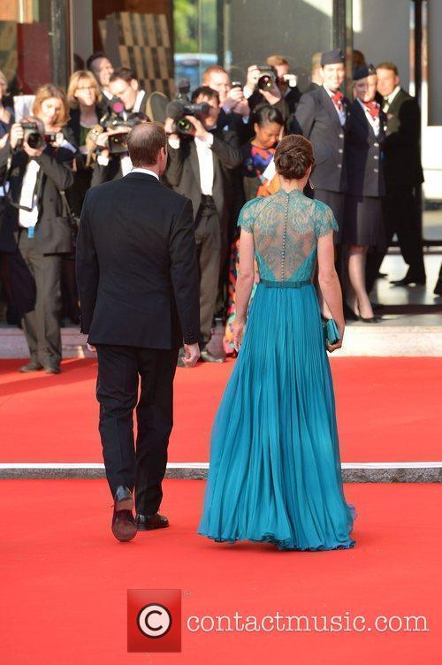 Prince William, Kate Middleton and Royal Albert Hall 7