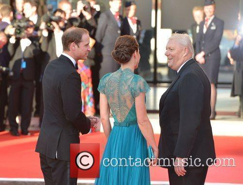 Prince William, Kate Middleton and Royal Albert Hall 8