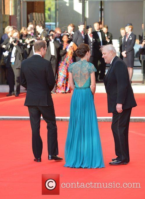 Prince William, Kate Middleton and Royal Albert Hall 9