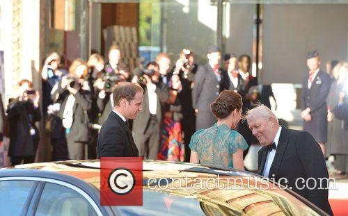 Prince William, Kate Middleton and Royal Albert Hall 11