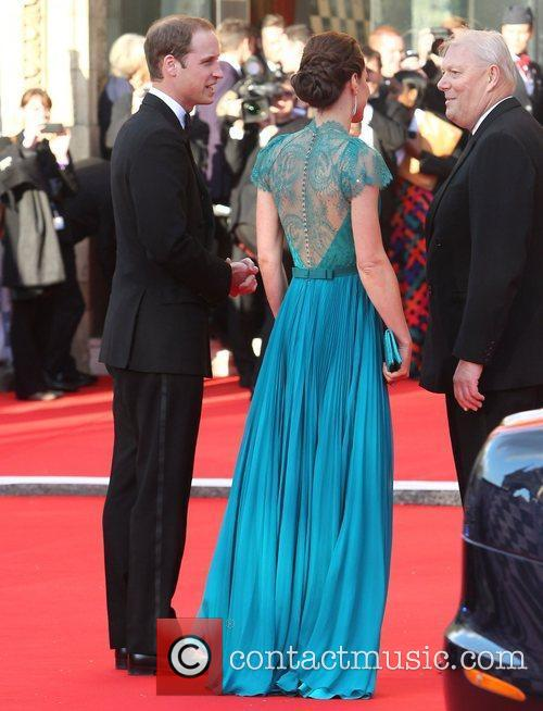 Prince William, Albert Hall, Kate Middleton and Royal Albert Hall 3