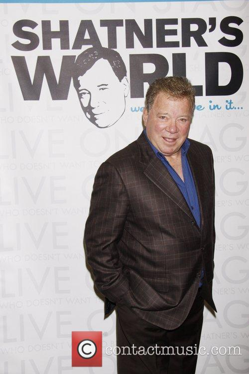 William Shatner attends a photo call for 'Shatner's...