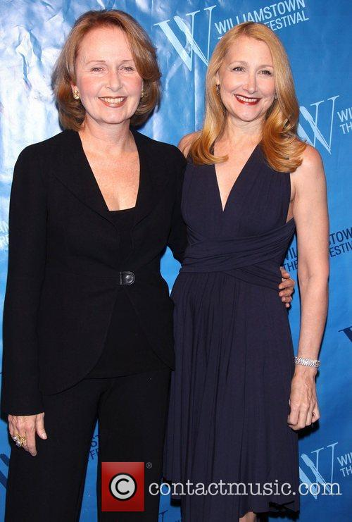 Kate Burton and Patricia Clarkson 2