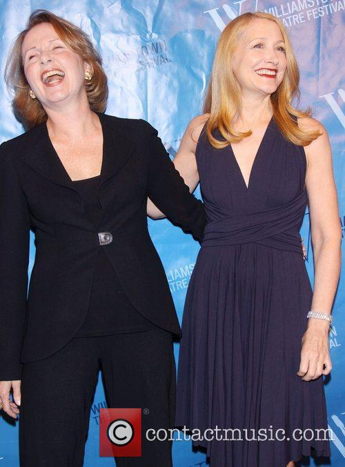 Kate Burton and Patricia Clarkson 1