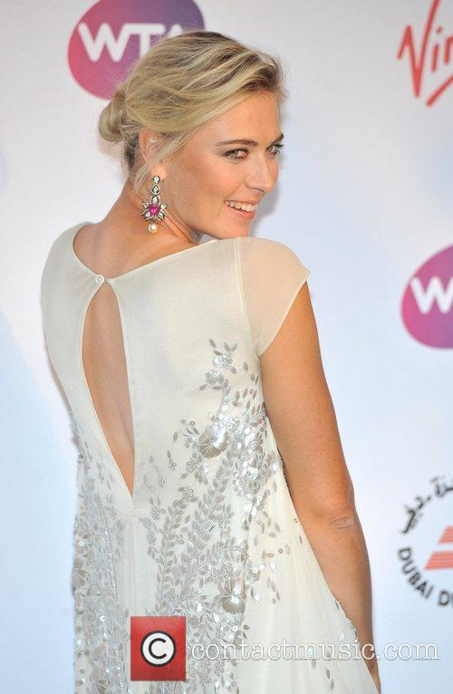 Maria Sharapova Sir Richard Branson's Pre-Wimbledon Party held...